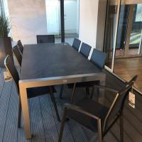 Table extensible stern